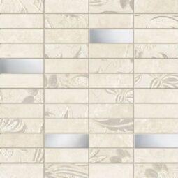 Mozaika Versus bílá 29,8x29,8