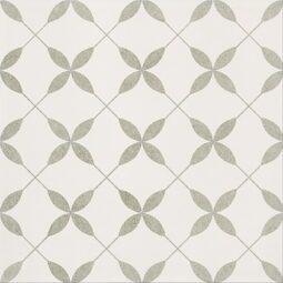 Dlažba Patchwork Clover grey pattern 29,8x29,8