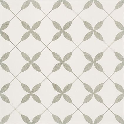 Dlažba Patchwork Clover grey pattern 29,8×29,8