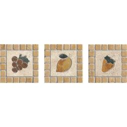 Dekor Pietre del Sole frutta scabos 10x10