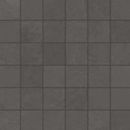 Dlažba Brazilian slate pencil grey mosaico