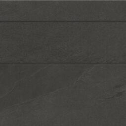 Dlažba Brazilian slate rail black plank