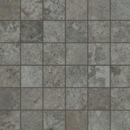 Dlažba Debris soot mosaico 30x30