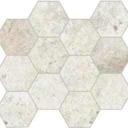 Dlažba Debris talc hexagon 30x34