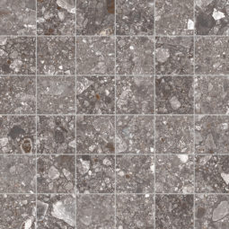 Dlažba Pietra di gré antracite mosaico 30x30
