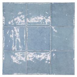 Obklad Atelier Retro 10x10 Turquoise