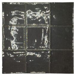 Obklad Atelier Retro 10x10 noir2