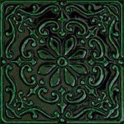 Dekor Tinta green 14,8×14,8
