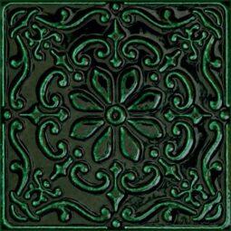 Dekor Tinta green 14,8x14,8