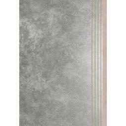 Dlažba Apenino Antracyt lap. schod 29,7x59,7