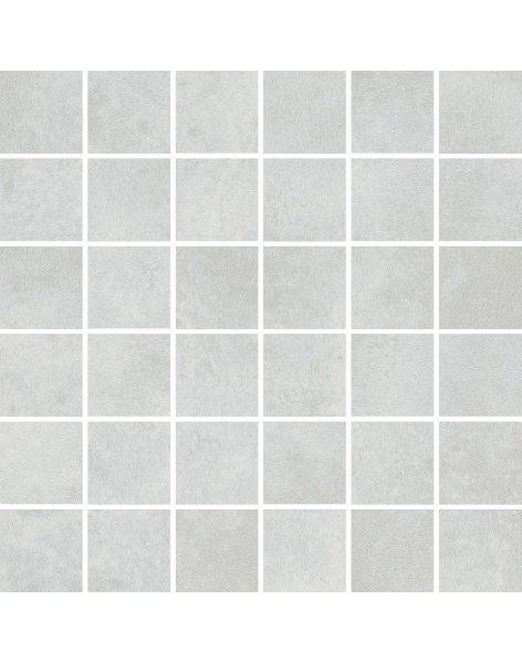 Dlažba Apenino Bianco lap. mozaika 29,7×29,7