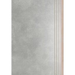 Dlažba Apenino Gris lap. schod 29,7x59,7