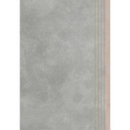 Dlažba Apenino Gris mat schod 29,7x59,7