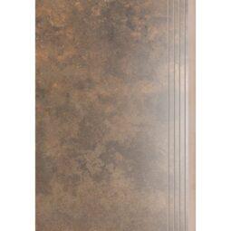 Dlažba Apenino Rust lap. schod 29,7x59,7