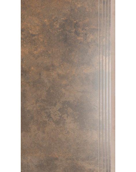 Dlažba Apenino Rust lap. schod 29,7×59,7
