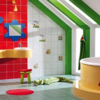 Koupelna Pastele 1