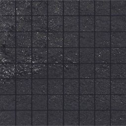 Mozaika Up Stone black 30x30
