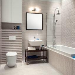 Koupelna Inverno