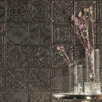 Obklad Tinta dekor platinum