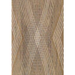 Dekor Kervara modern brown 22,3x44,8