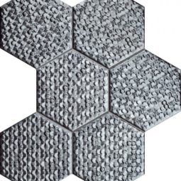Dekor mozaika Terraform 1 22,1x28,9
