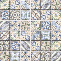 Dlažba Barro dekor mix 5x5