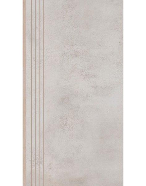 Dlažba Limeria dust schod Rekt. 29,7×59,7