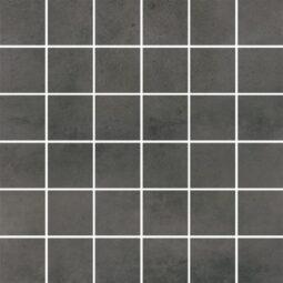 Dlažba Maxima Dark Grey Mosaic 30x30