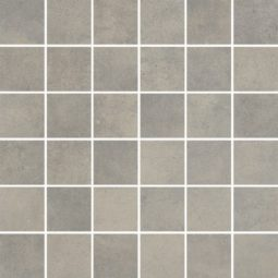 Dlažba Maxima Medium Grey Mosaic 30x30