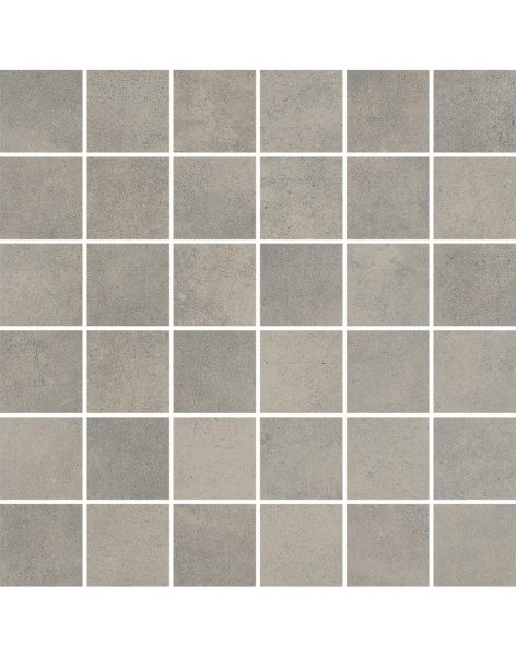 Dlažba Maxima Medium Grey Mosaic 30×30
