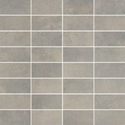 Dlažba Maxima Medium Grey Mosaic pásky 30x30