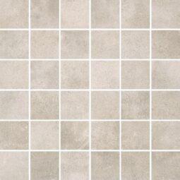Dlažba Maxima Soft Grey Mosaic 30x30