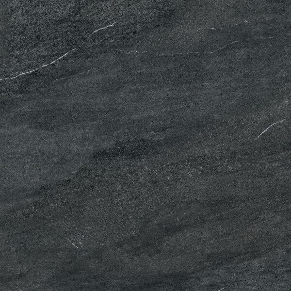 Dlažba Quarzit black DAK63739 60×60