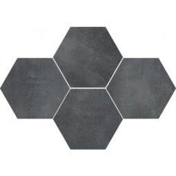 Dlažba Stark Graphite Hexagon 28,3x40,8