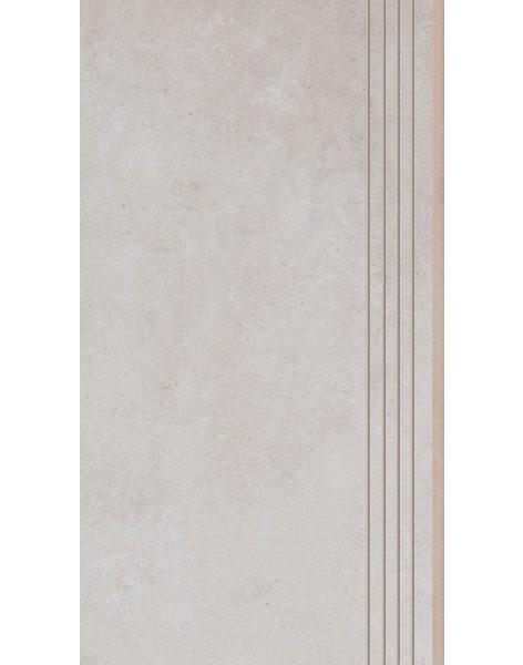 Dlažba Tassero beige Rekt. Schod 59,7×29,7
