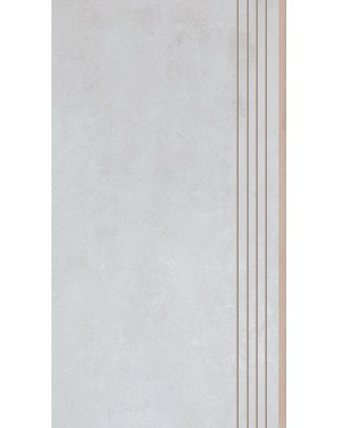 Dlažba Tassero bianco Rekt. Schod 59,7×29,7