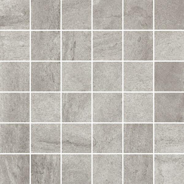 Dlažba Teakstone grys mozaika 29,8×29,8