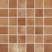 Dlažba Via brown mozaika 30×30