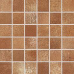 Dlažba Via brown mozaika 30x30