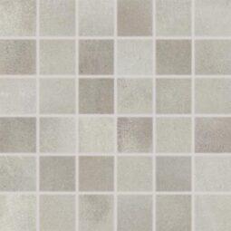 Dlažba Via grey mozaika 30x30