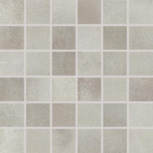 Dlažba Via grey mozaika 30×30