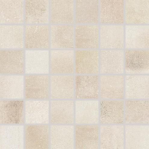 Dlažba Via light beige mozaika 30×30