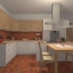 Kuchyně Via