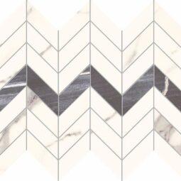 Mozaika Bonella bílá 24,6x29,8