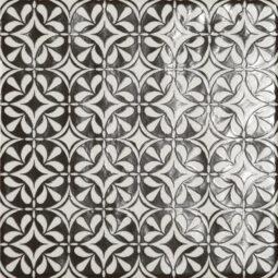 Dlažba Modena dekor Fiore 22,5x22,5
