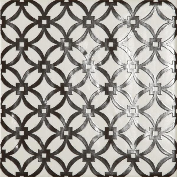 Dlažba Modena dekor griglia 22,5×22,5