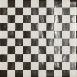 Dlažba Modena dekor scacchiere 22,5x22,5