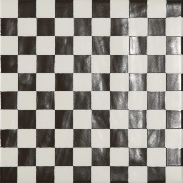 Dlažba Modena dekor scacchiere 22,5×22,5
