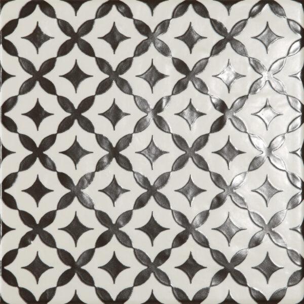 Dlažba Modena dekor stella 22,5×22,5