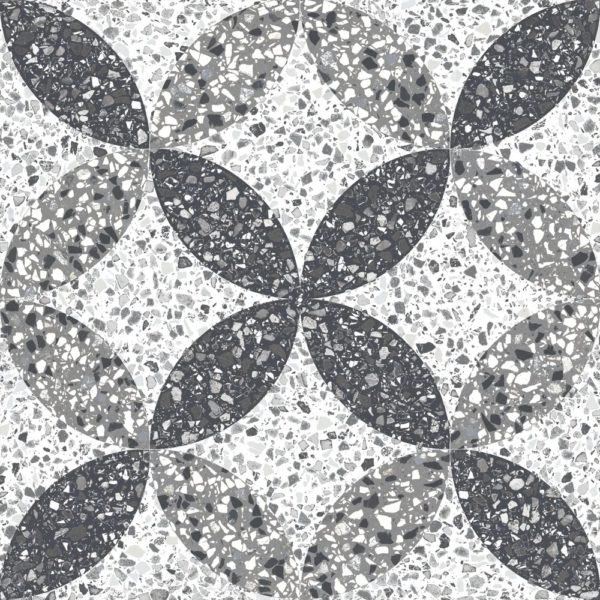 Dlažba terrazzo dekor1 25×25